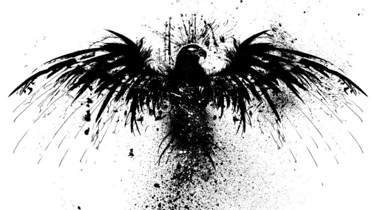 208772-skull-art-fantasy-head-logo-bird-black-hd-wallpaper-748x421